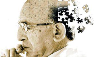 Öreg demencia